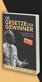 Bücherübersicht von Bodo Schäfer